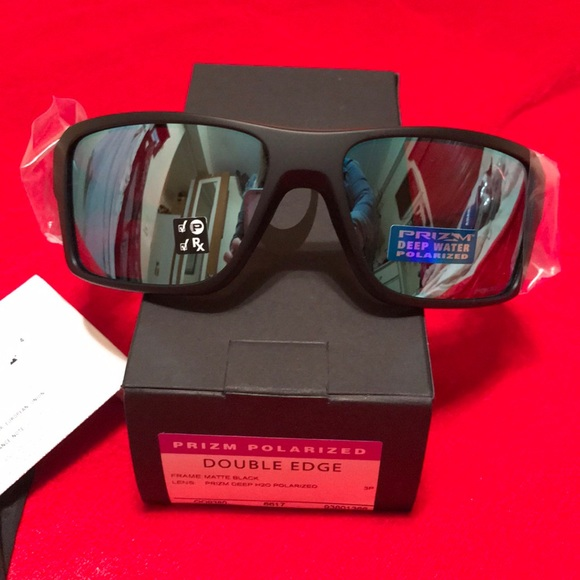 767f040181 Oakley Double Edge sunglasses